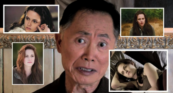 "George Takei Advocates Star Peace, Knocks ""Twilight"""