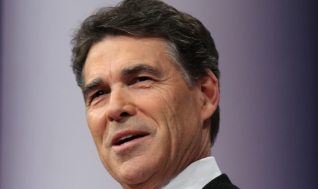 Question: Should Rick Perry Stop Talking Entirely?