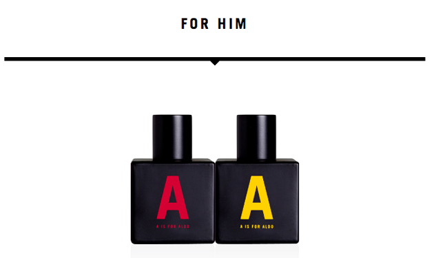 Aldo Introduces Fragrances