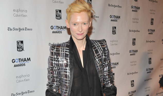 Tilda Swinton to Play Auntie Mame