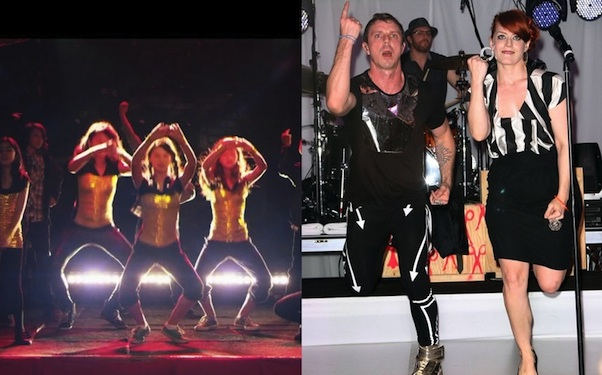 New Scissor Sisters Video Released