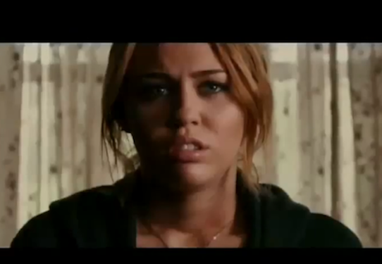 Trailer Trash: Miley Cyrus in 'LOL'