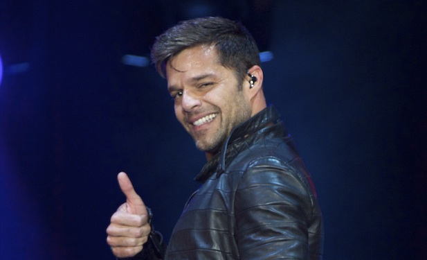 Ricky Martin To Sing LMFAO Song On 'Glee'