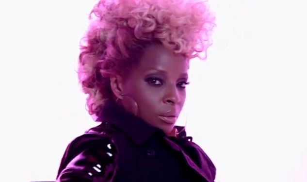 Mary J. Blige Shows Video for 'Mr. Wrong' Featuring Drake
