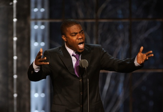 Tracy Morgan's Homophobic Rant Returns