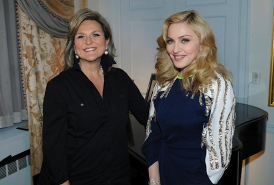 Madonna Takes Clothing Orders From Lourdes