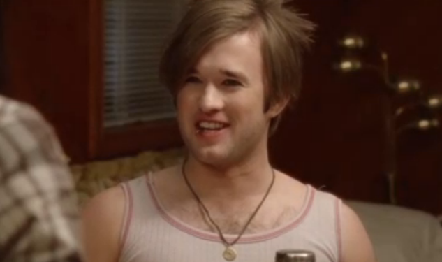 Haley Joel Osment Goes Gay in 'Sassy Pants'