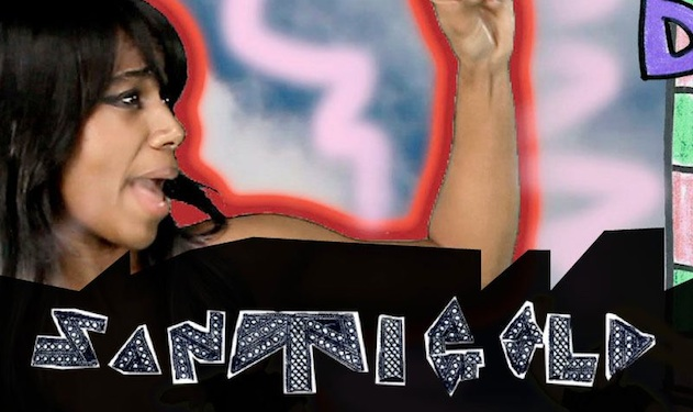 Santigold returns with 'Big Mouth'