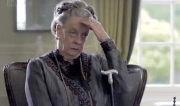 """Sh*t the Dowager Countess Says"""