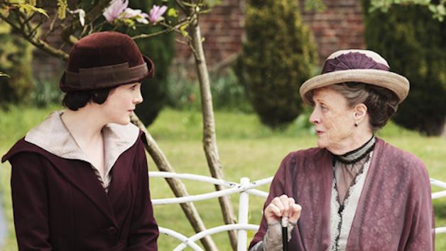 'Downton Abbey,' the Movie?