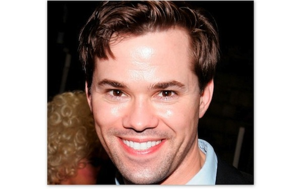 'Book of Mormon' star Andrew Rannells Joins Big, Gay Ryan Murphy Project