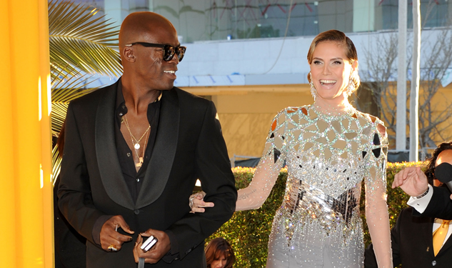 Sad Things: Heidi Klum and Seal Have Separated