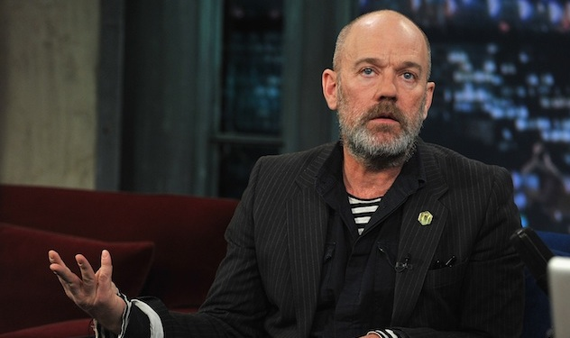 "Michael Stipe: Perfume Genius Ban Is ""Dumbheaded Discrimination"""