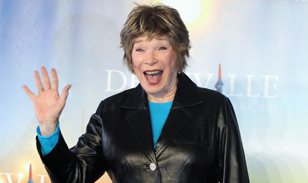 Shirley MacLaine to Join Third Season of 'Downton Abbey'