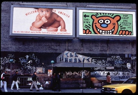 Activism As Art: Gran Fury Gets A NYC Retrospective