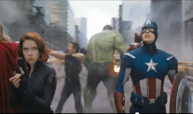 Trailer Trash: The Avengers