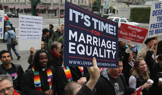 California Overturns Proposition 8, Legalizes Same-Sex Marriage