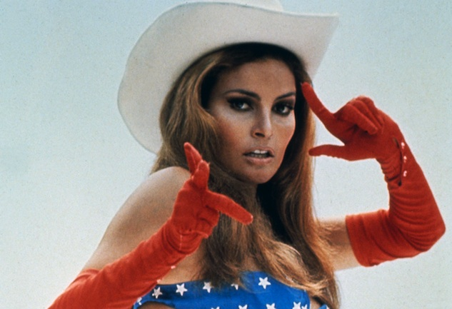 Catching Up With Raquel Welch