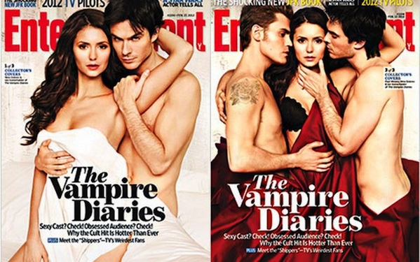 Ian Somerhalder Gets Naked For Magazine Cover