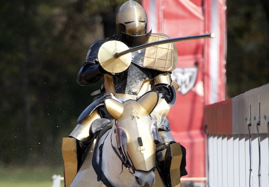 Catching Up With 'Full Metal Jousting' Star Jake Nodar