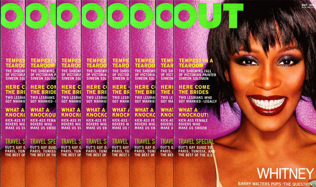 Happy Birthday: Whitney Houston's 2000 Out Interview