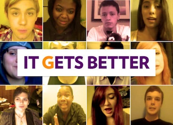 It Gets Better Premieres on MTV
