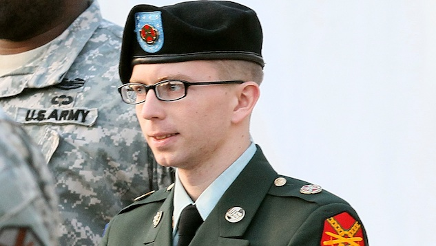 Nobel Peace Prize Nomination Goes to Bradley Manning