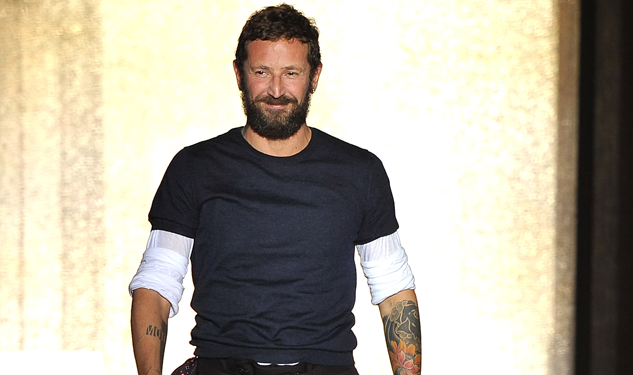 Stefano Pilati Out at YSL