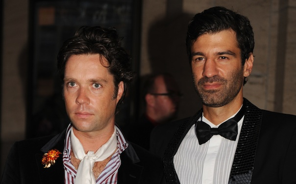 Rufus Wainwright And Jorn Weisbrodt Are Getting Married