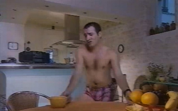 Jean Dujardin Dances In His Underwear, A True 'Artist'