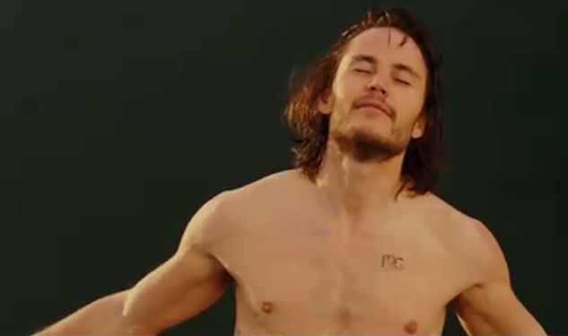 Taylor Kitsch Doesn't Like Rapidly Losing Weight