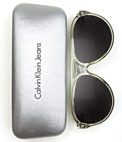 Ck Jeans Sunglasses  let the sunshine in calvin klein jeans launches debuts sunglasses