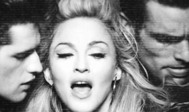 New Madonna Teaser Video Is Very Gay