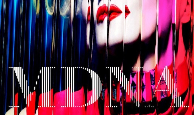 Without Further Ado: Three New Madonna Pictures From 'MDNA'