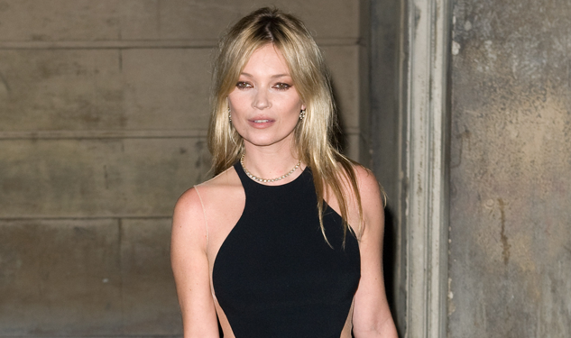 Kate Moss Goes 'Absolutely Fabulous'