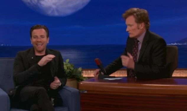 Ewan McGregor Dares Louis C.K. to Do It