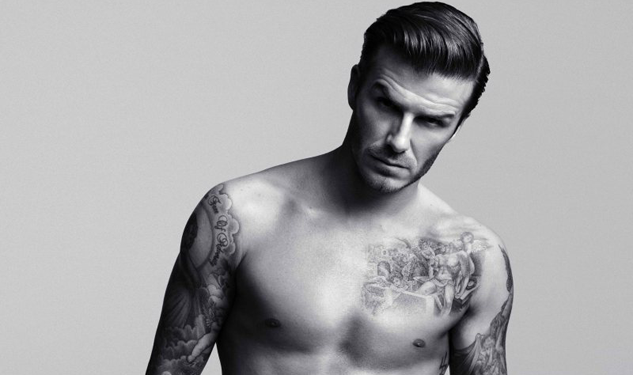 Quote of the Day: David Beckham Liked Wearing Tights as a Kid