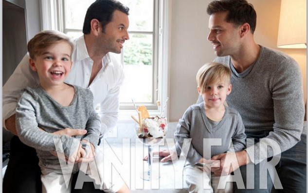 Ricky Martin's Gift to Us: He's Single! | Out Magazine