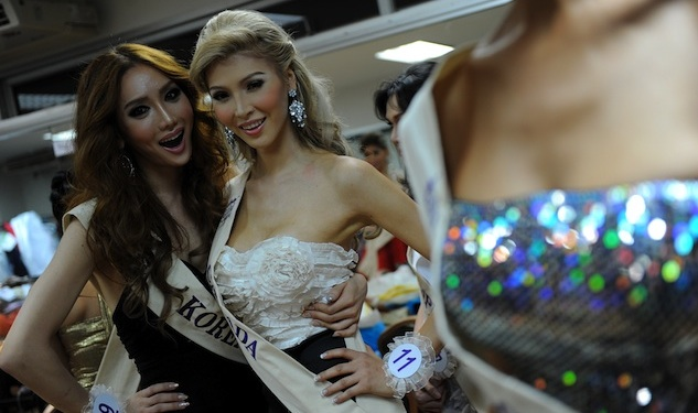 Transgender Miss Universe Contestant Suspended From Competition