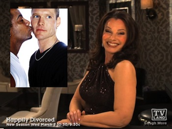 WATCH: Fran Drescher Dishes on Sex Before Gay Dating