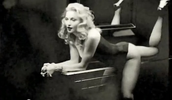 Madonna's Truth or Dare Fragrance Commercial Debuts