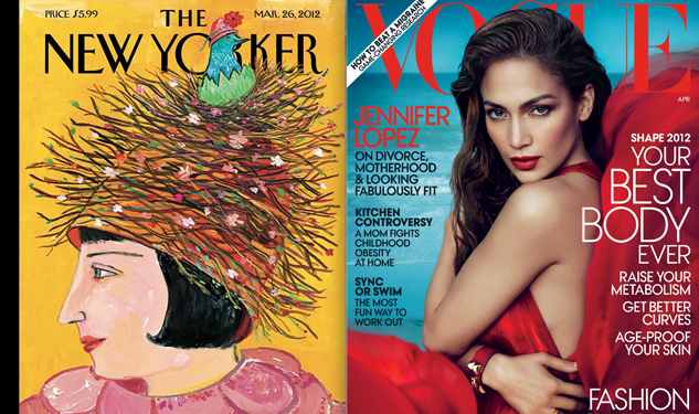 Good Mom, Bad Mom: Vogue's Ugly American vs. The New Yorker's Haughty French