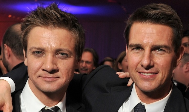 "Don't Call Jeremy Renner a ""F*g"""