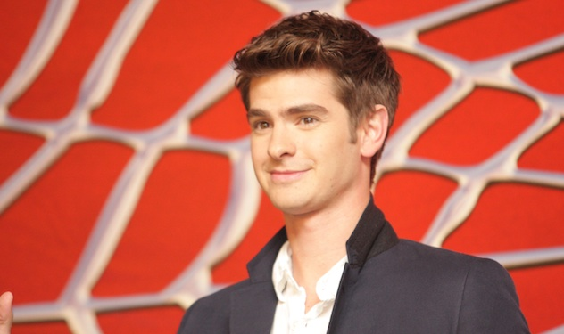 Skin Tight: Andrew Garfield Naked Under Spidey Suit?