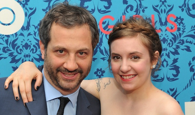 Judd Apatow Bored of Penises