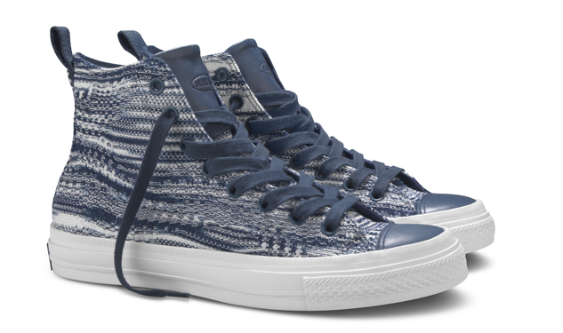Shoe In: Missoni for Converse Announces Fifth Collaboration