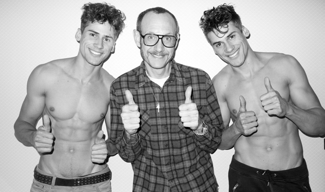 Terry Richardson Had the Best Week Ever