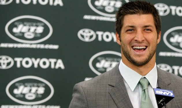 Patriots Tight End Says He'd Do Tim Tebow