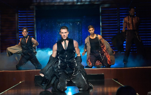 New 'Magic Mike' Photos Released