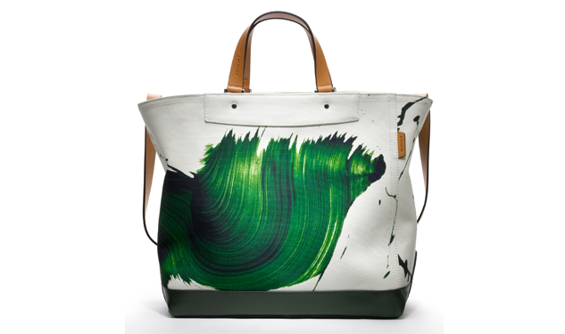 Paint the Town: Coach Collaborates with Artist James Nares